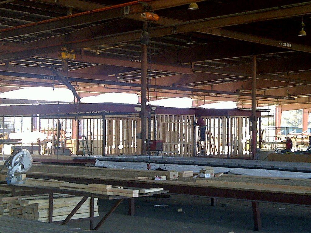 Modular Building Off-Site Facility