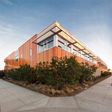 Antonio Maria Lugo Academy - 2-Story Modular Classroom Building