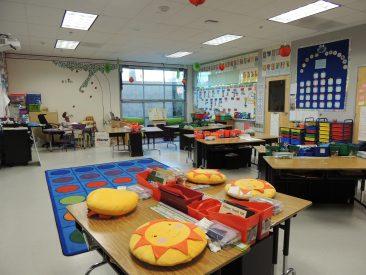 Modular Building Classroom