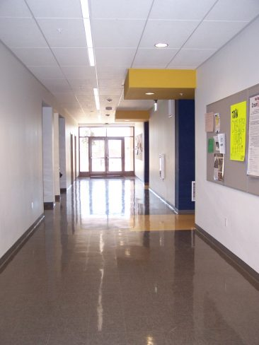 Crean Lutheran Private School - Interior Hallway