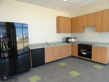 M&O Building - Kitchen