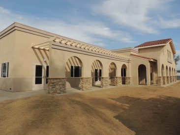 Perris Railway Museum - Archive Building