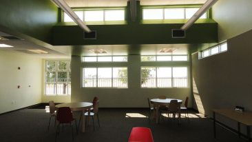 High Performance Modular Classroom