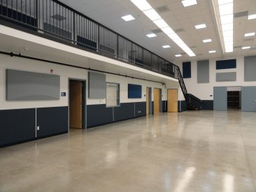 Bandroom Building Mezzanine