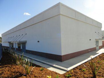 Custom Modular Bandroom Building