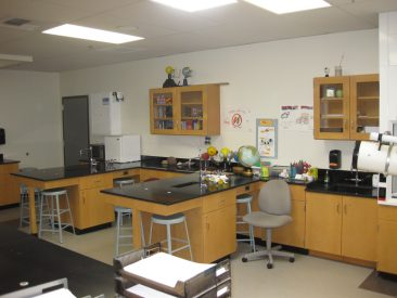Modular Science Lab Building