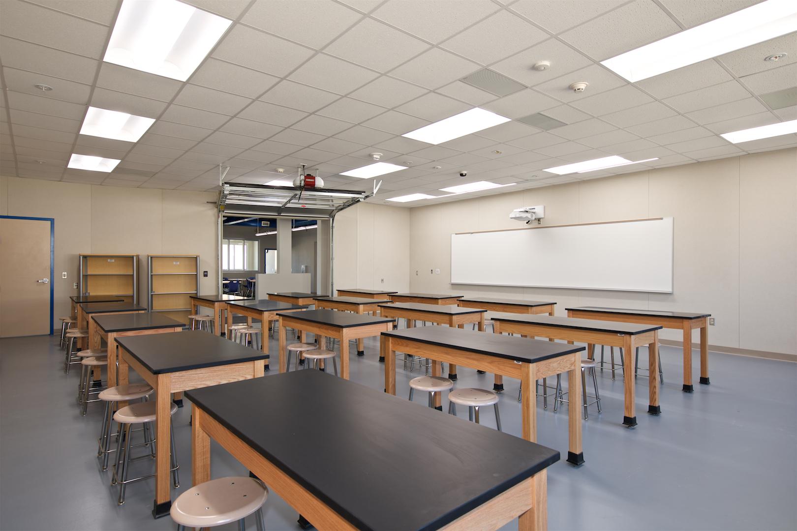 Educational Buildings Silver Creek Industries