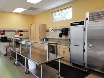 Multipurpose Building Kitchen