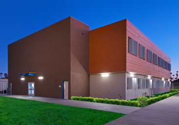 Custom 2-Story Modular Classroom Building