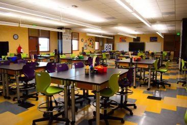 Modular Laboratory Room