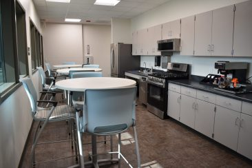 Modular Office Building Kitchen
